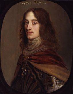 NPG 4519, Prince Rupert, Count Palatine