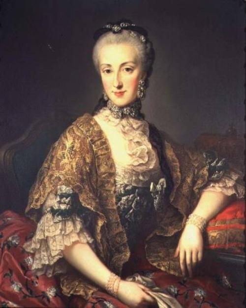 Family: The Habsburgs Archduchess_maria_anne_of_austria