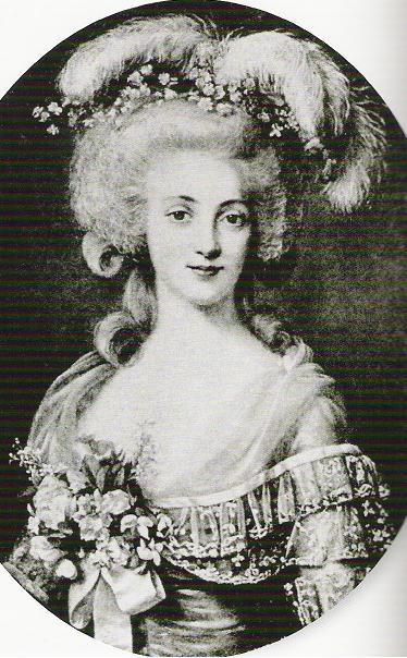 Louis XVI and extra-marrital affairs. Gabvestiertt7