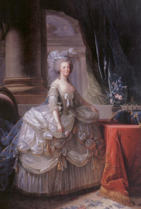 Marie-Antoinette in Art - Page 4 Marie12
