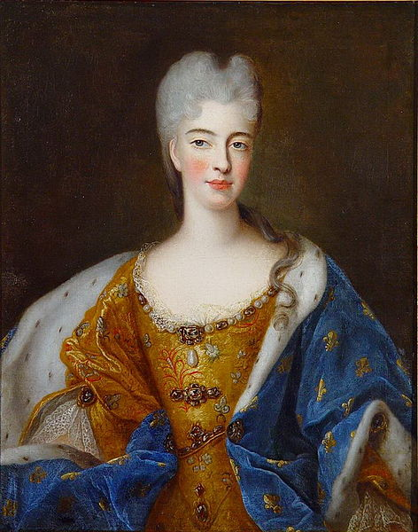 Family: The Habsburgs 472px-c3a9lisabeth_charlotte_dorlc3a9ans_mademoiselle_de_chartres_duchess_of_lorraine_in_circa_1700_by_gobert