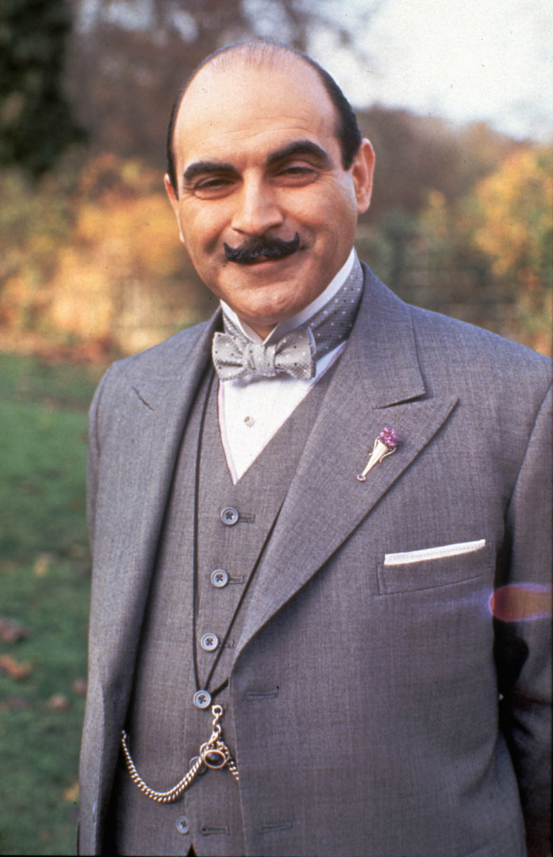 poirot trust no one